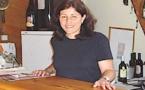 Laetitia Tola, (Clos Ornasca), a été élue vigneronne de l'année du Guide Hachette 2018