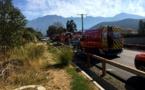 Calenzana : Deux blessés légers dans une collision