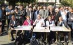 """Territoriales : La liste """"L'Avenir, la Corse en Commun"""" de la Gauche insoumise et communiste dévoilée"""