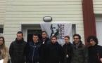 A Ghjuventù Paolina s'élève contre une campagne de recrutement de l'armée à l'université
