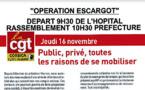 Hôpital de Bastia : Inquiétudes pour deux agents grévistes de la faim