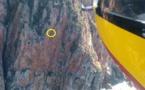 """Porto : Sauvetage spectaculaire de deux grimpeurs à """"l'Ambata di u Melu"""""""