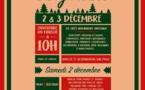 Marché de Noël à Belgodère les 2 et 3 décembre