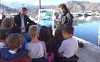 Port de Saint-Florent : Les nurseries artificielles ont un an