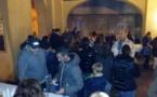 Calvi : La fête de l'école Loviconi sous le marché couvert de Calvi