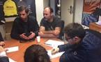 Ajaccio : Les agents STC de Muvitarra occupent la CA PA