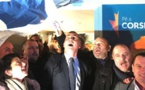 Le triomphe de Pè a Corsica, la satisfaction de Core in Fronte