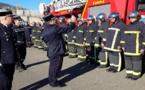 Soleil, ambiance et veau à la broche : La Sainte Barbe, patronne des pompiers, célébrée à Ajaccio