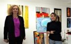 Ajaccio : Francesca Ricardoni et Johanna Sanna exposent