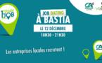 Un Job Dating géant avec 10 entreprises à Bastia organisé pour favoriser l'emploi des jeunes de la ville