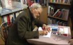 Ajaccio : Edmond Simeoni a dédicacé son dernier ouvrage «De la Résistance à la résilience»