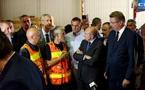 Gérard Collomb annonce l'acquisition de 6 nouveaux avions bombardiers d'eau