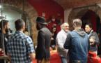 Soirée Orgi'gami au salon La Mauvaise Adresse de Bastia