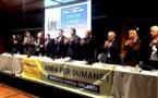 Résolution : Les Marcheurs de Corse et Castener critiquent, Andà per Dumane explique