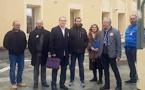 Social : La CGT revient sur la visite en Corse du président Emmanuel Macron