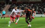 Football Ligue 2 :  L'ACA renverse la situation face à Lorient (3-2)