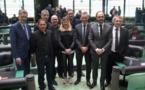 Organisateurs, élus et prefet ont présenté la 61ème édition du Tour de Corse automobile