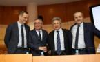 Paul Scaglia élu président d'un Conseil économique et social élargi