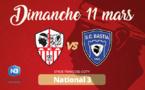 Le derby de National 3 ACA-Sporting dimanche : Ce qu'il faut savoir