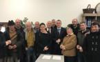 La commune de Ciamanacce et l'Office Foncier de Corse partenaires pour la création de logements communaux