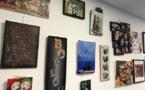 Coup d'envoi des semaines d'information sur la santé mentale : L'art s'installe à la gare de Bastia