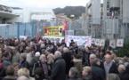 Bastia : Les aides à domicile et les retraités dans la rue