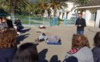 Défibrilateur et formation aux gestes de premiers secours à Santa Maria di Lota