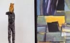 Toussaint Mufraggi et Grégory  Morizeau à la galerie Médicis : Hosted By JL met le cap sur Paris