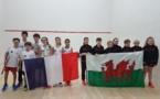 L'île-roussien Antonin Romieu brille avec l'équipe de France des U13 au Tournoi des 5 Nations de squash  à Nantes