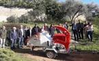 Opération «Stop au brûlage des déchets verts» à Afa