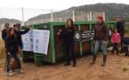 Porto-Vecchio : Nettoyage du Stabiacciu