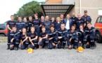 Douze nouveaux sapeurs-pompiers volontaires pour le SIS de Haute-Corse