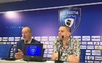 SC Bastiais : « On n'a pas été assez ambitieux » reconnait P.-N. Luiggi