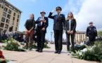 De l'Australie à la Corse : Le pèlerinage du vétéran de l'escadron Spitfire Fighter