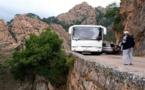 Modification temporaire des règles de circulation entre les Calanche de Piana et Porto