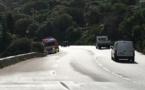 Accident à Corbara : Deux blessés