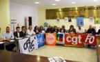 Ajaccio: L'appel à la grève intersyndicale des agents de la fonction publique pour le 22 mai
