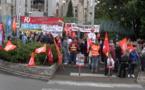 Bastia : Les salariés de la fonction publique dans la rue