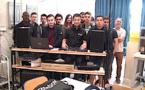 Bastia : Des lycéens « es sons »