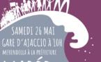 """""""Marée populaire"""" : Rassemblement à Ajaccio"""