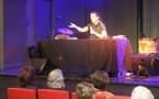 Jean-François Bernardini à Parole Vive in Bastia : « La violence nait d'une énergie !  »