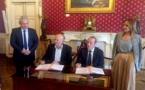 Ajaccio et la Méridionale : Une convention de partenariat