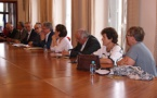 Porto-Vecchio : La CAF de Seine-Saint Denis fait don de la baie de Stagnolu au conservatoire du littoral