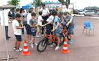 Bastia : 170 scolaires sensibilisés aux risques de la vie courante