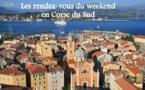 Quoi faire ce weekend en Corse-du-Sud ? Nos idées de sorties