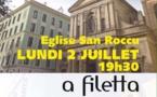 Ajaccio : A Filetta, Diana Saliceti, Voce Ventu et Francine Massiani chantent pour Lily