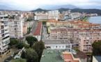 Ajaccio : Démarrage prochain de l'abattage de la barre Mancini quartier des Cannes