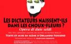 """""""Les dictateurs naissent-ils dans les choux fleurs ?"""" à Calvi le 30 juin"""
