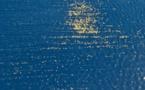 Une nappe de paraffine de 2 km sur 1 décelée au large de la Côte Orientale
