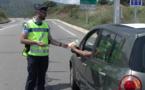 Lucciana : Opération de sensibilisation aux 80 km/h